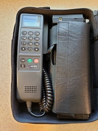 Vintage Car & Bag Phone | Motorola America Series MS833