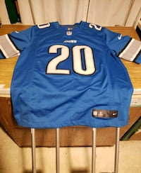 Official Barry Sanders NFL Jersey  Lancaster, 17603