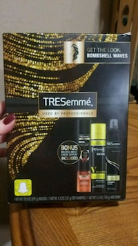 TRESemme bombshell waves gift set Youngstown, 44515