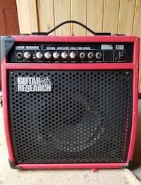 Rare Tube Guitar/Bass Amplifier T30R Tube Series