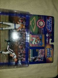 1999 Greg Maddux Classic Doubles Starting Lineup Portage, 46368