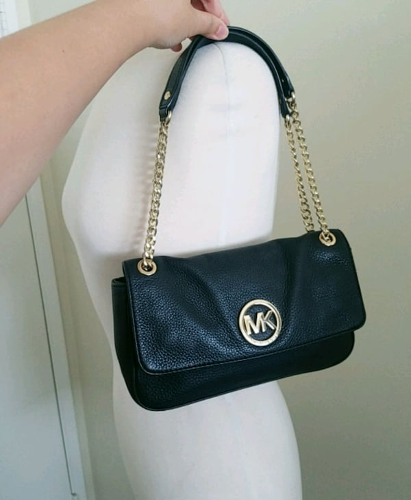 Michael Kors purse chain bag 2 ways  2