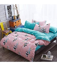 Full/ queen panda duvet cover Omaha, 68137