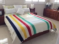 Hudson's Bay blanket. I have 2 of these! They are a rare find! Vaughan, L4J 1A6