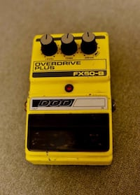 DOD Overdrive Guitar Pedal San Francisco, 94115