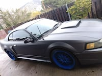 Ford - Mustang - 2002 Los Angeles