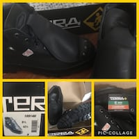 Brand new TERRA metatarsal safety boots. Men's size - 8 1/2  Cambridge, N1R 8M4