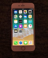 Gold iPhone 6 with charger Akron, 44304