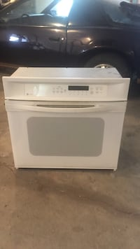 Mint condition oven