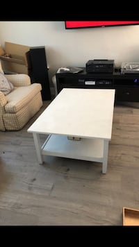 White coffee table Scottsdale, 85250