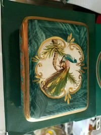 Peacock trinket box Warrenton, 63383