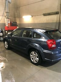 gray Dodge Caliber 5-door hatchback Leduc, T9E 5W2