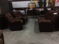 Sofa, love seat and recliner  Buda, 78610