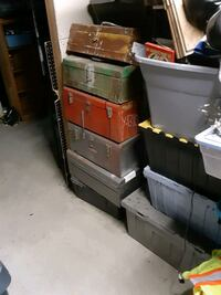 Tool boxes 3 dollars each  Mercersburg, 17236