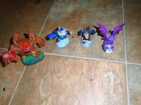 Spyro skylander action figures Strathroy