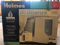 Holmes Cool Mist Comfort Humidifier with Digital Control Panel Brampton, L7A