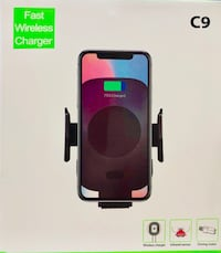 Wireless fast car charger mount for sale Vancouver, V5P 1X5