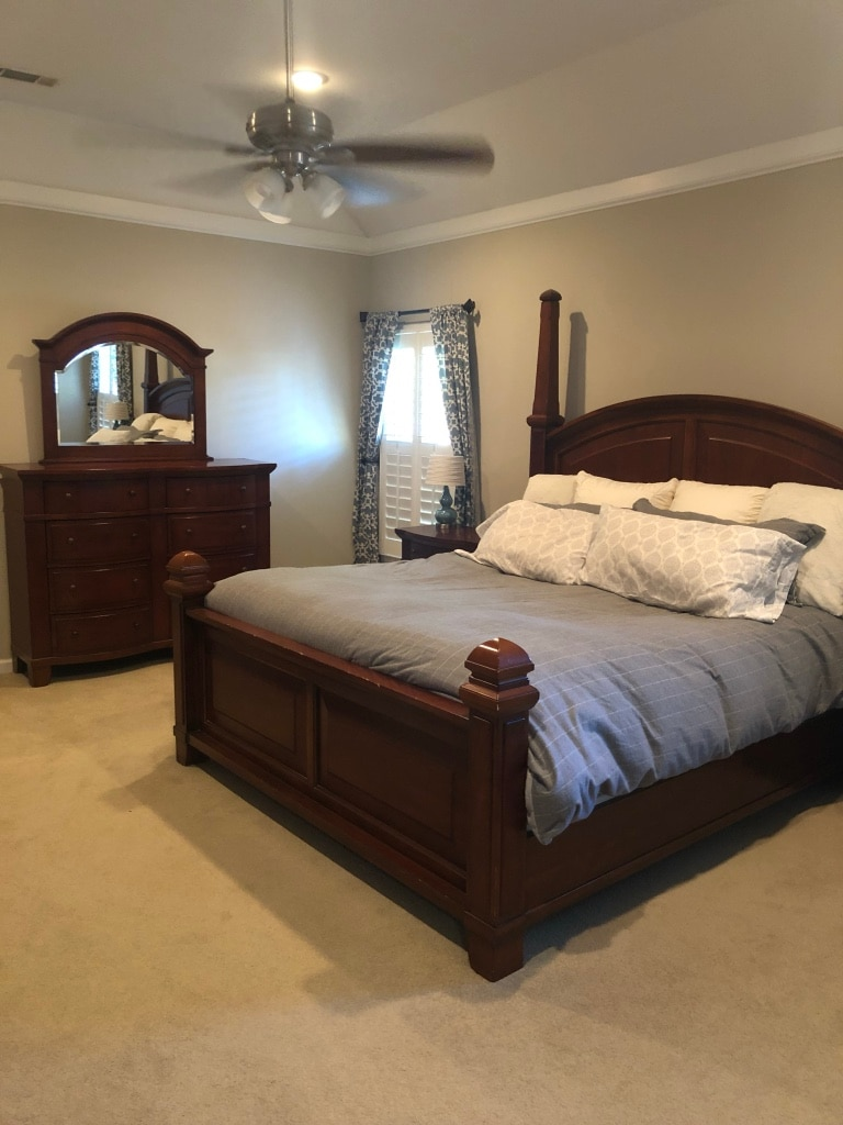 used broyhill king 9 piece bedroom set for sale in marietta letgo rh us letgo com