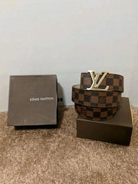 Brown LV Damier  Mississauga, L5B 2C9