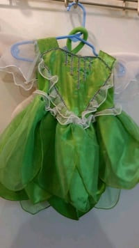 Disney Tinkerbell costume size 6 to 9 months with  Largo, 33770