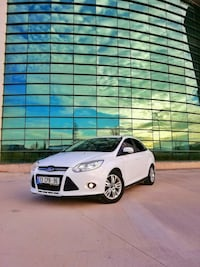 Ford - Focus - 2013 9015 km