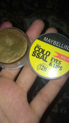 Maybelline the colo ssal yeux et lèvres