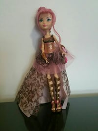 Ever after high Doll cupid Toronto, M4H 1P2