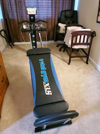 Total Gym XLS for sale Ashburn
