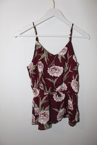Floral formal t- shirt North Vancouver, V7J 1R3