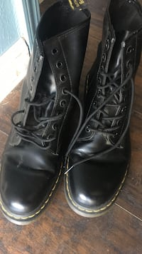 Doc Martens AirWair New Size 12 Black Bakersfield, 93306