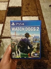 Watch Dogs 2 PS4 oyun game