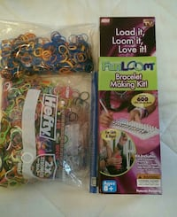 Rubberband Loom & Rubberbands Virginia Beach