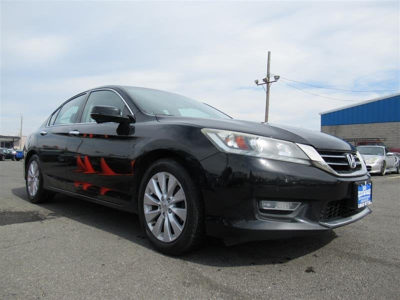Honda Accord Sdn 2013 2