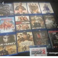 assorted-title DVD case lot null, 123 47
