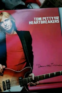Tom Petty and the Heartbreakers vinyl La Plata, 20646