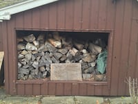 "Firewood (42"" Deep x 9 Ft Wide) *No Delivery  Beaconsfield, H9W 1Z4"