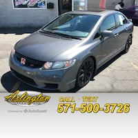 2011 Honda Civic Si Woodbridge, 22191