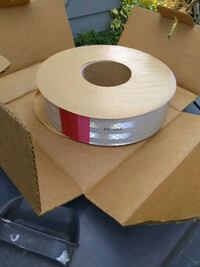 3mm High Vis truck and trailer tape New Westminster, V3M 5B5