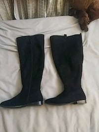Womans boots suead new size 9 Knoxville, 21758