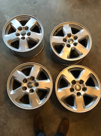 4 Jeep Grand Cherokee Rims OEM Derwood, 20855