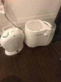 Heating/cooling fan and Humidifier  Toronto, M2R 2M1