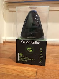 NEW Guardzilla All-in-One Wireless Indoor Serurity Camera Surveillance  Springfield, 22151