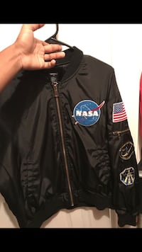 NASA Bomber Jacket Houston, 77073