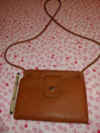 CO-LAB crossbody purse brown Calgary, T2W 0J5