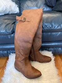 Charlotte russ over the knee boots