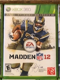 Madden NFL 12 (Xbox 360) Lincoln