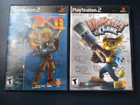 two Sony PS3 game cases Rockville