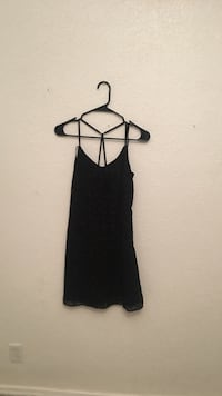 black tank mini dress Roseville, 95661