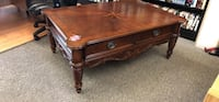 Beautiful carved wood coffee table Holly Hill, 32117