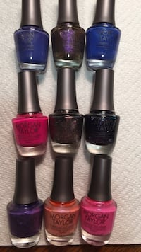 Morgan Taylor polish all for 27 Harpers Ferry, 25425